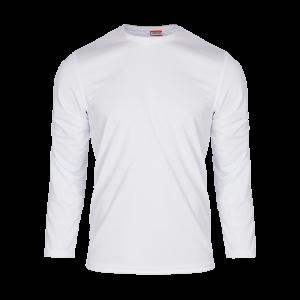 Koszulka męska- prosta długi rękaw